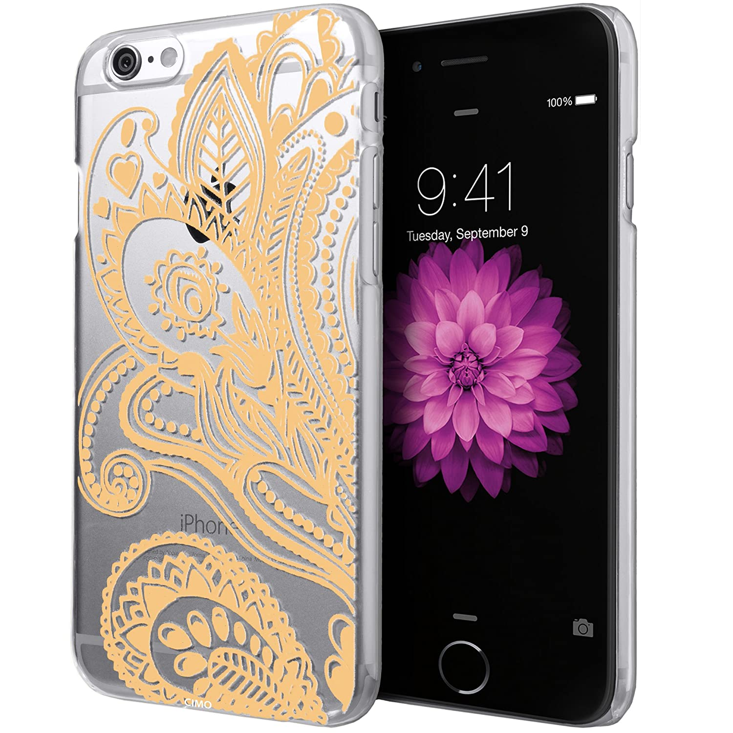 Amazoncom Iphone 6s Case Cimo Paisley Apple Iphone 6s Case