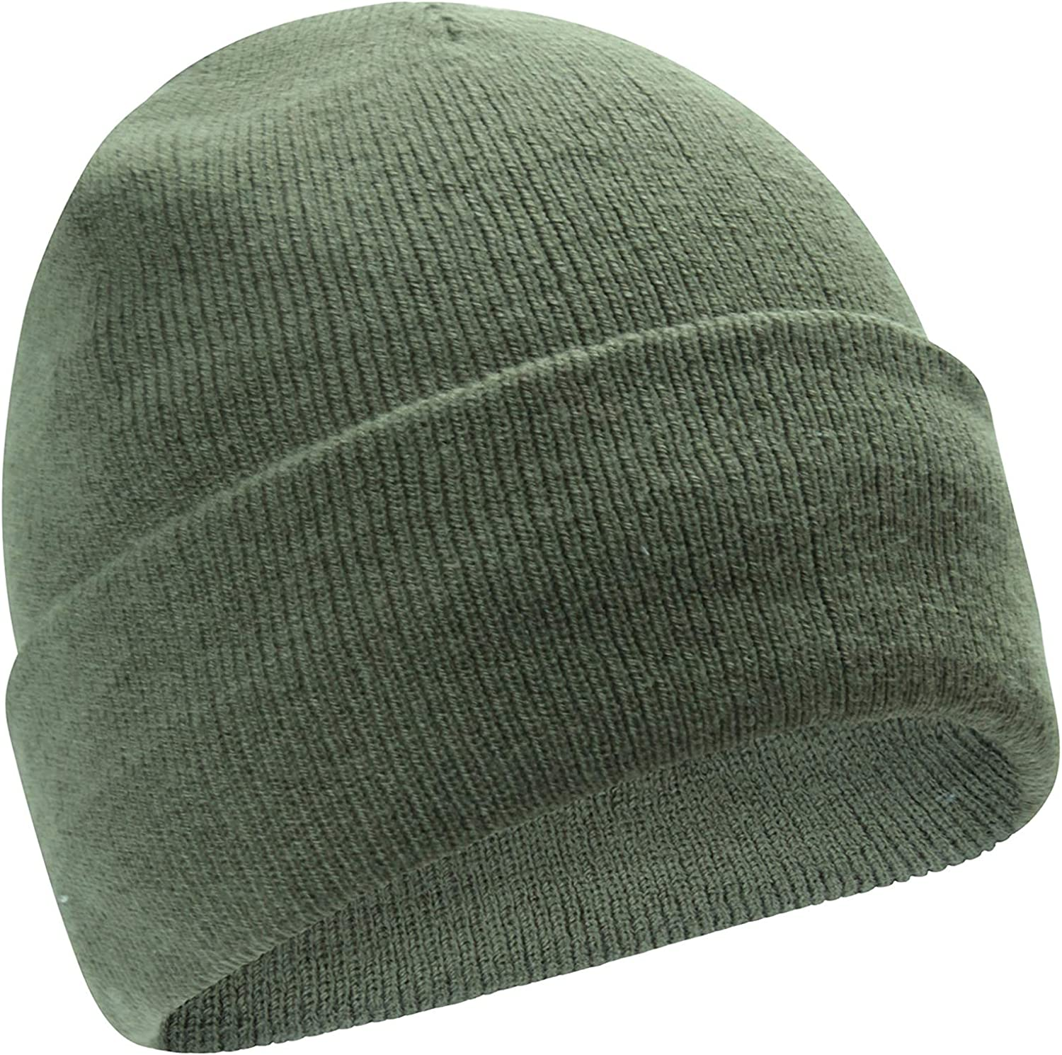 Soft Winter Hat Mountain Warehouse Thinsulate Mens Knitted Beanie