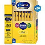 Enfamil 美赞臣 NeuroPro婴儿奶粉,补充大脑营养,每份独立包装,每袋17.6 g,14袋装 (包装可能有更新)