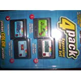 Neo Geo 4 Pack Neogeo Pocket Games