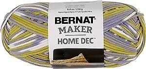 Bernat Maker Home Dec Yarn Lilac Fence Varg