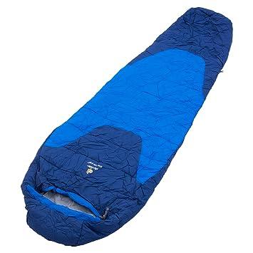 Deuter Starlight EXP Saco de Dormir, Unisex Adulto, Azul (Cobalt/Steel), Única: Amazon.es: Deportes y aire libre