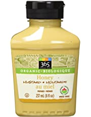365 Organic Honey Mustard, 237 ml