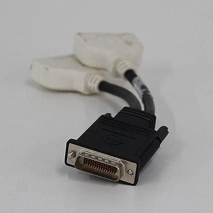 Amazon.com: Dell Molex Lfh Dual DVI Video Y Splitter Cable - H9361 ...