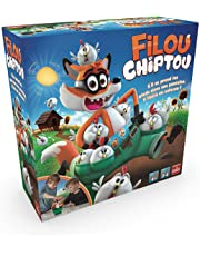Goliath - Filou Chiptou - Jeu d'enfants - 30750.006