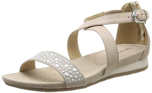 Geox D Lola Lt Taupe beige Schuhe Kaufen Online | FOOTWAY.ch