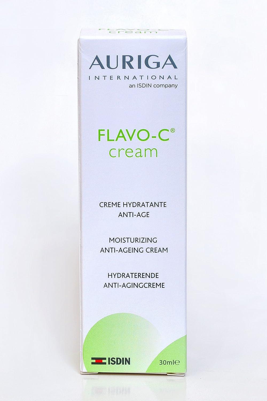Auriga Flavo-C Cream Crème Hydratante Anti-Âge 30 ml 5414