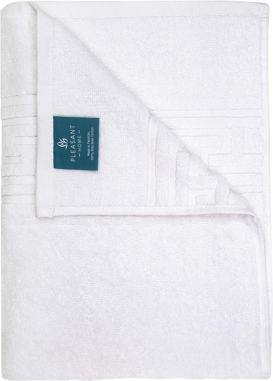 altamente absorbentes para ba/ño 2 toallas de mano Juego de toallas LAZZARO Toallas 2 toallas de mano color gris 100/% algod/ón 500 g//m/² toalla de ducha 2 toallas de ba/ño
