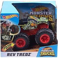 Hot Wheels Monster Trucks 1:43 Çek Bırak Arabalar, Splatter Time FYJ74