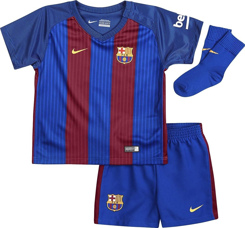 Nike 776718-481 Mini Kit FC Barcelona, Niños, Verde, XL: Amazon.es ...