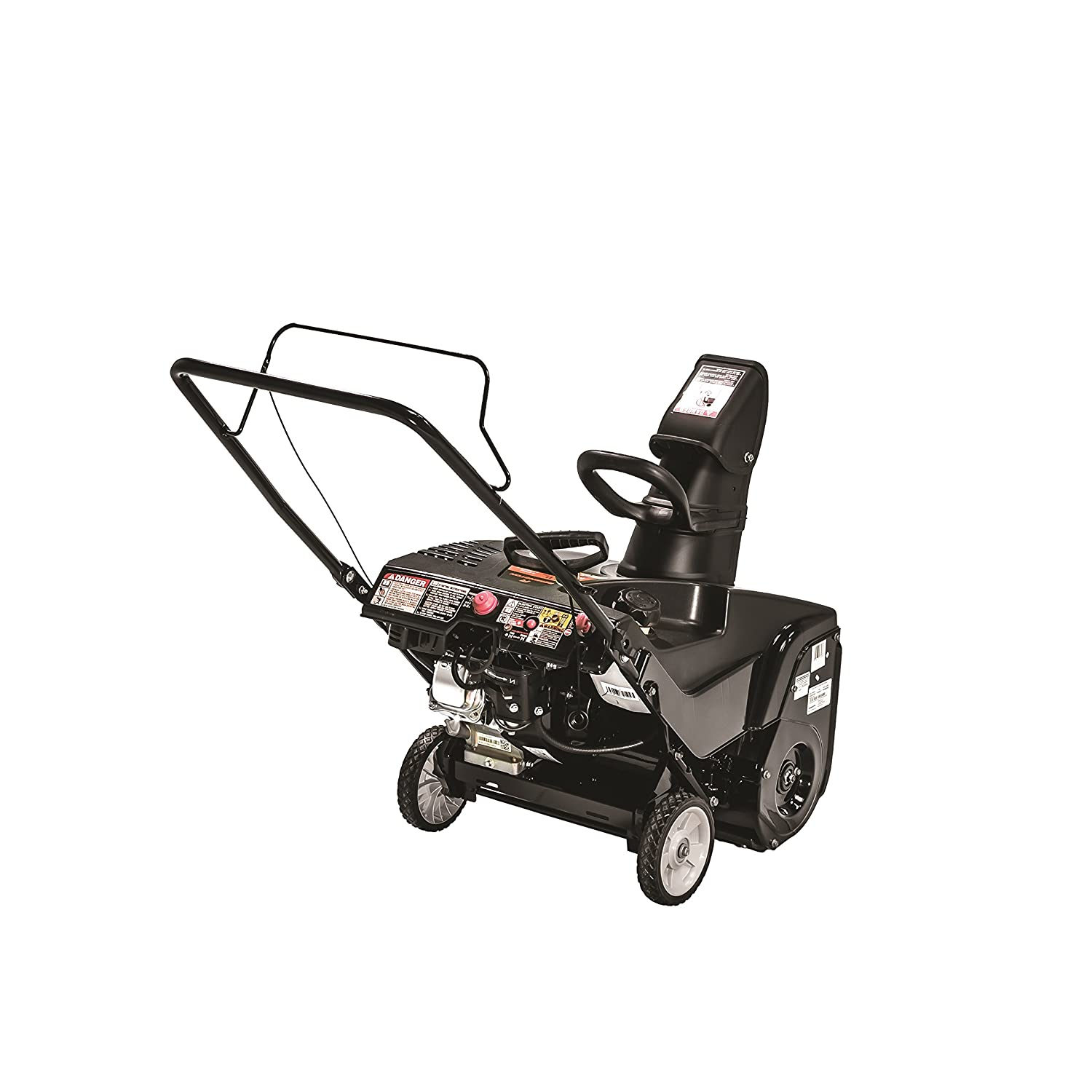 remington 22 179cc two stage gas snow blower review