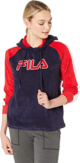 da81c13e Fila Women's Jovana Hoodie at Amazon Women's Clothing store