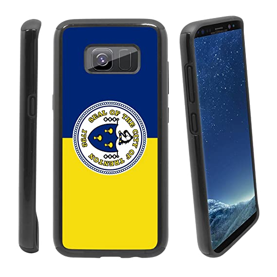 buy popular 92af7 2a872 Amazon.com: [City Flag of Trento] for Samsung Galaxy S8 ...