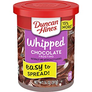 Betty Crocker Whipped Frosting, Chocolate, 14 oz