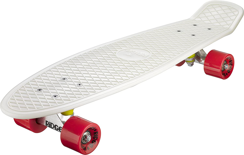Quest Native Spirit Kick Tail Longboard Skateboard, 40-Inch
