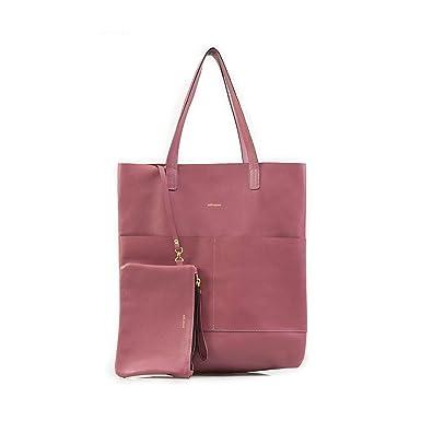 Bolsa de Couro Juno Adô Atelier  Amazon.com.br  Amazon Moda cbe464dafa1