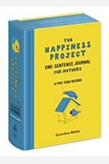 The Happiness Project One-Sentence Journal for Mothers Diary
