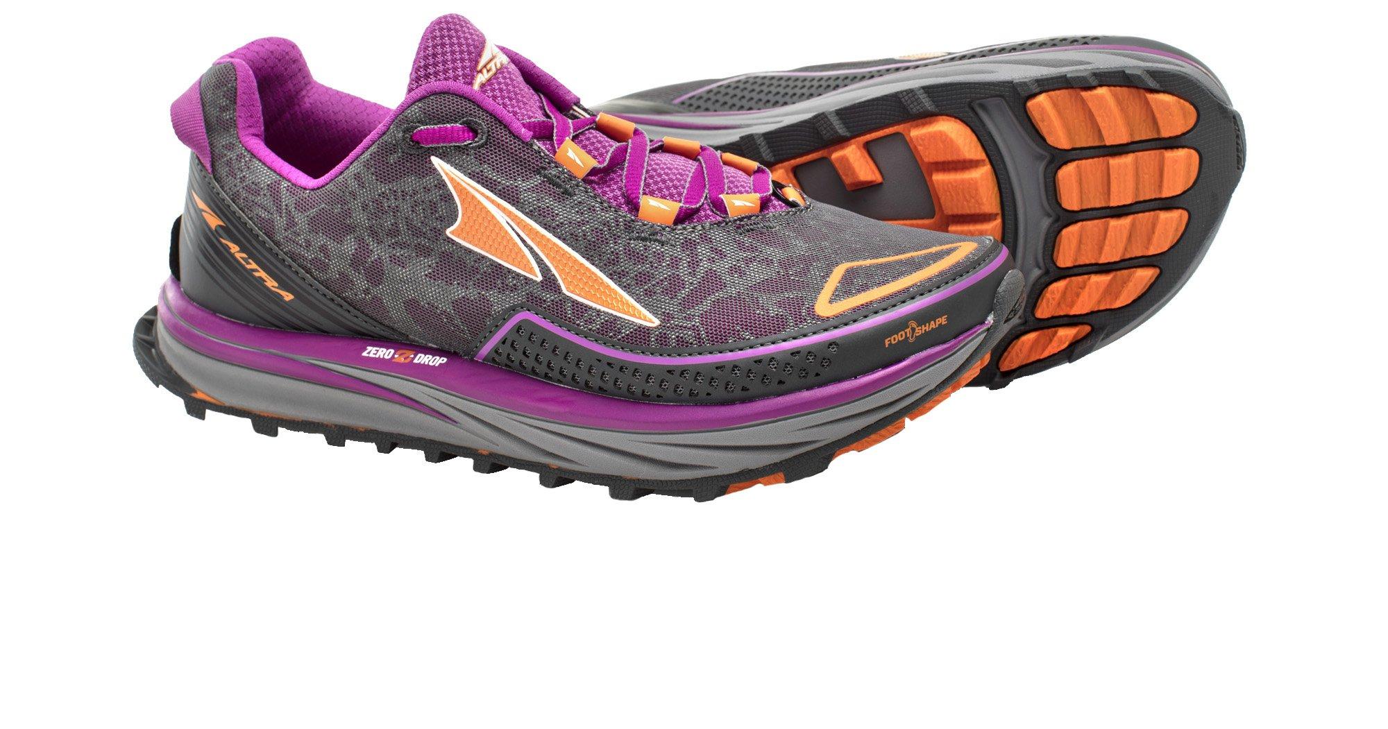 Altra AFW1757F Women's TIMP Trial Running Shoe, Orchid - 8 B(M) US by Altra