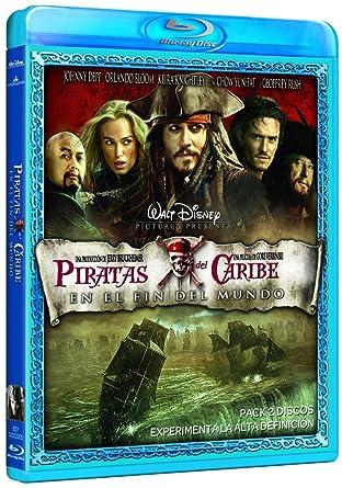 Piratas Del Caribe: En El Fin Del Mundo [Blu-ray]: Amazon.es ...