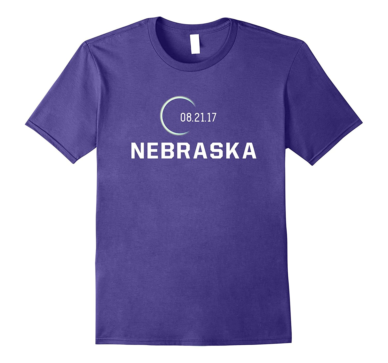 Nebraska Total Solar Eclipse Tshirt Kids Womens Men Eclipses-Art