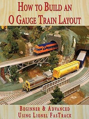 Amazon com: Watch How to Build An O Gauge Train Layout Beginner