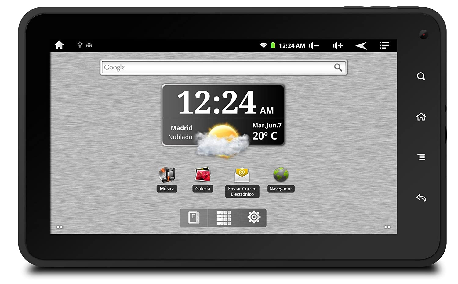 BQ Pascal-8Gb - Tablet 7