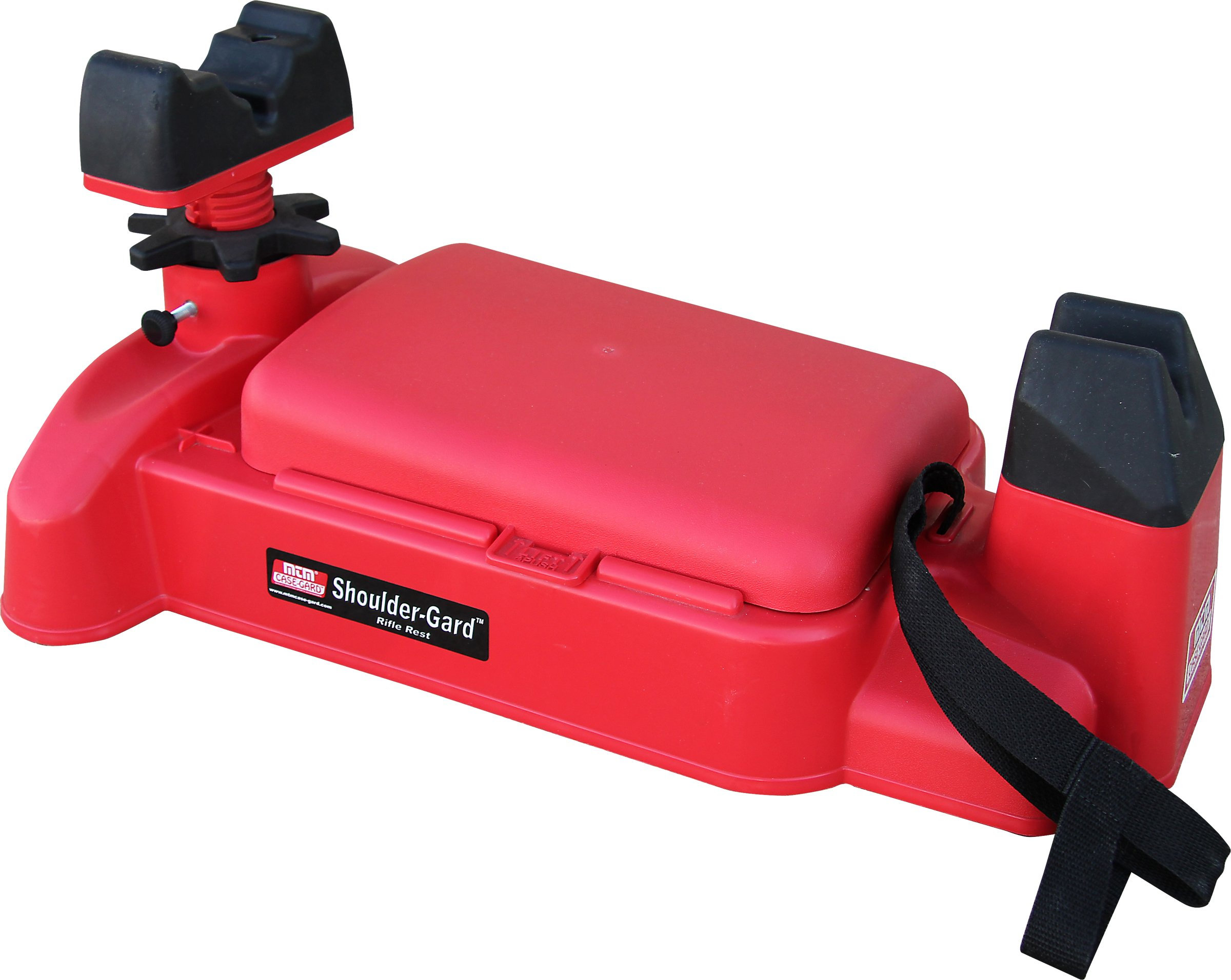 MTM  SGR-30 Shoulder-Gard Recoil Reducing Rifle Shooting Rest for Outdoor Range by MTM