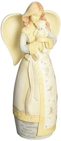 Enesco Foundations Guardian of Children Figurine, 7.6-Inch