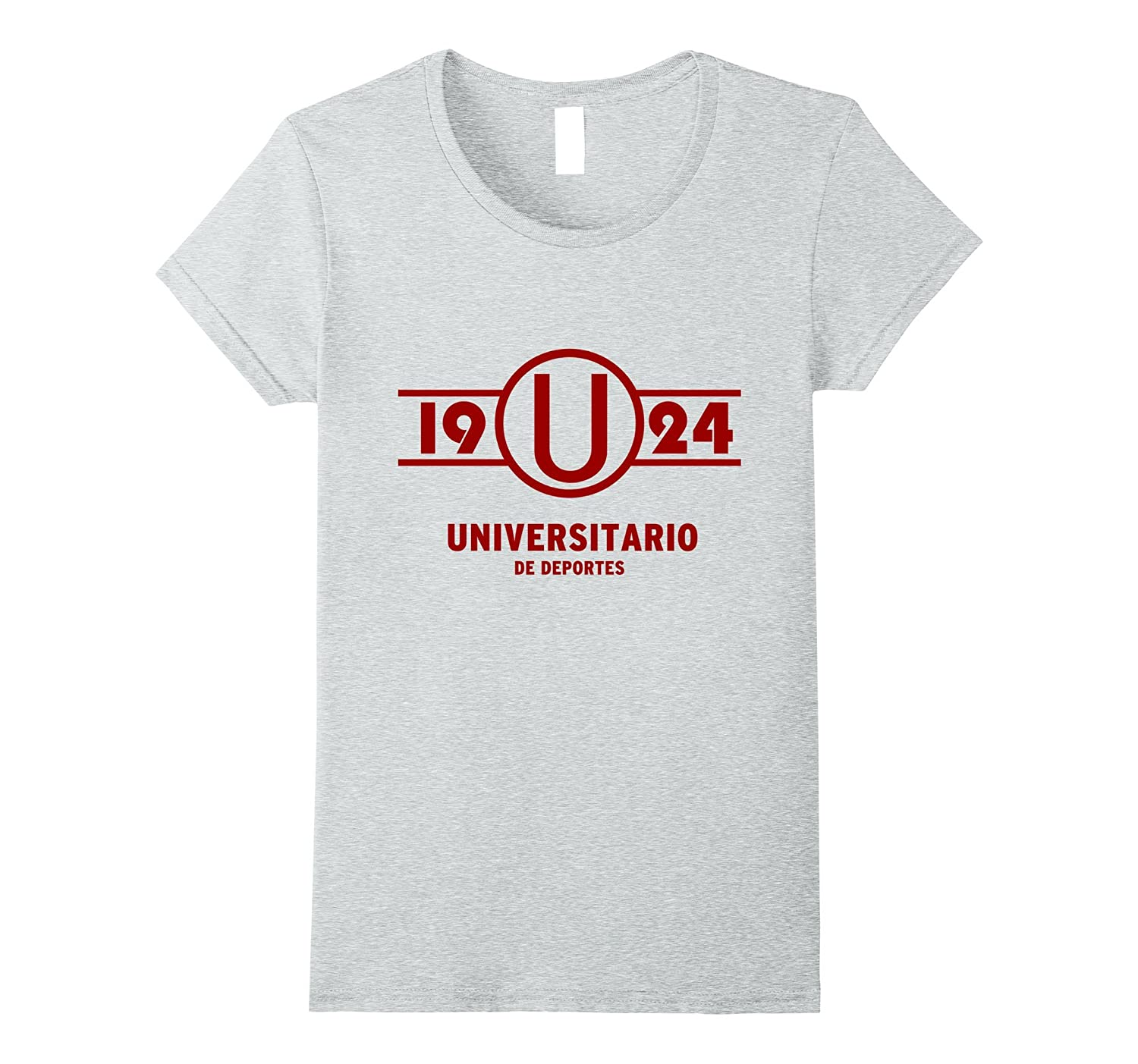 Amazon.com: Club Universitario de Deportes Peru Futbol Soccer TShirt: Clothing