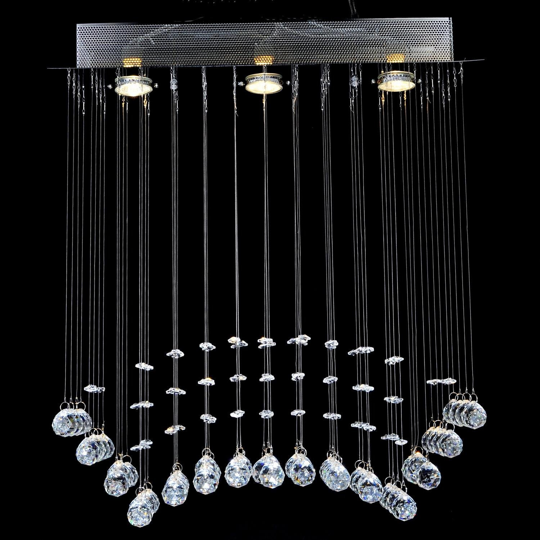 LightInTheBox Classic Luxury Crystal Ceiling lamp Flush Mount
