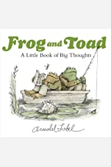 Frog and Toad: A Little Book of Big Thoughts Kindle Edition