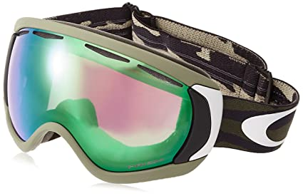 b0397fc54eb Amazon.com   Oakley Canopy Asian Fit Snow Goggles