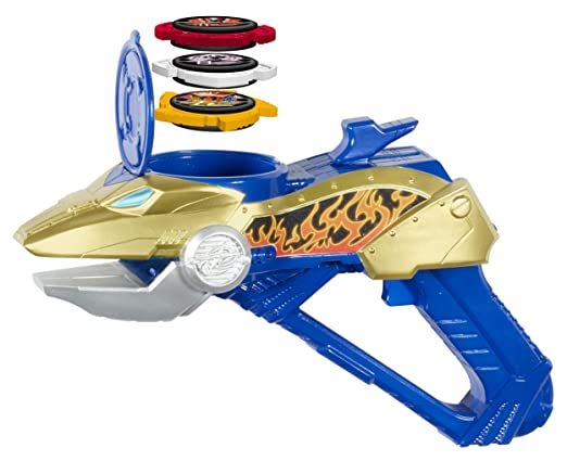 Power Rangers 43536 Ninja Acero Rana Blaster