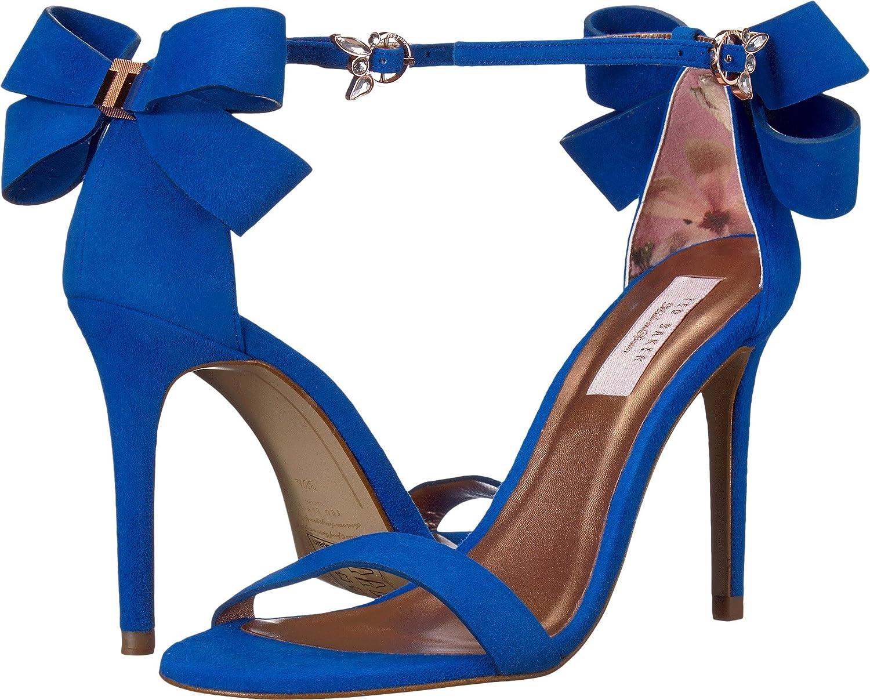 Ted Baker Womens Sandas Blue Size: 10 B