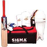 CE Sigma Match Size 6 Complete Cricket Kit