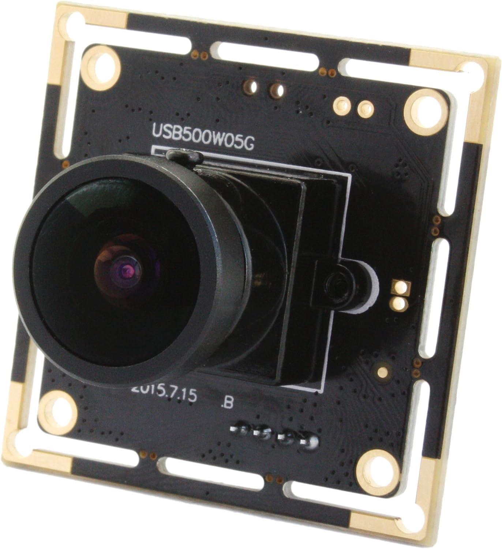 ELP 5MP Aptina MI5100 Webcam USB