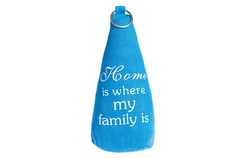 Amazon.com: Kotibe Family sujetapuertas, Acrylic, Blue, 12 x 12 x 30 cm: Kitchen & Dining