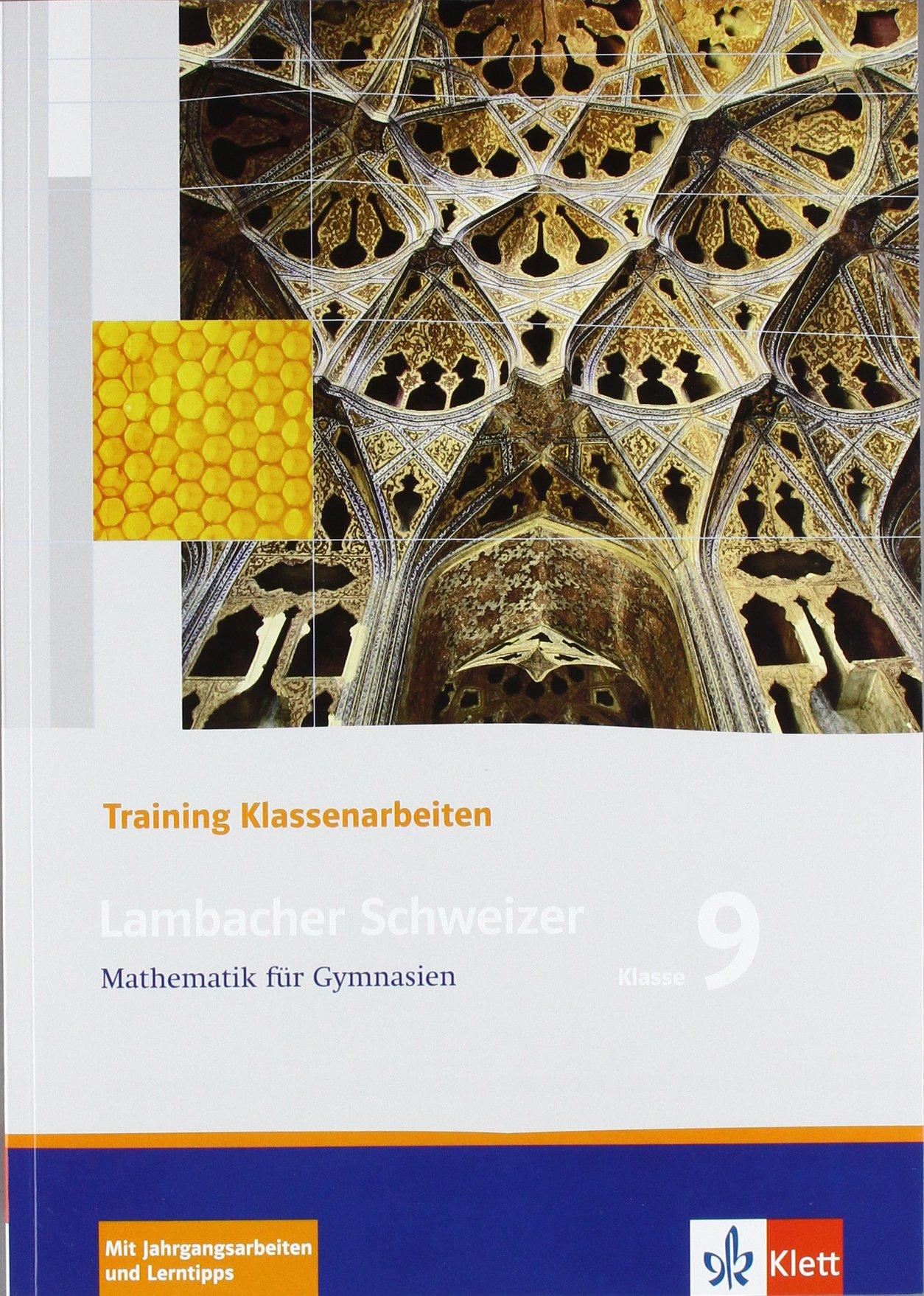 Lambacher Schweizer - Training Klassenarbeiten / Schülerheft mit Lösungen 9. Schuljahr