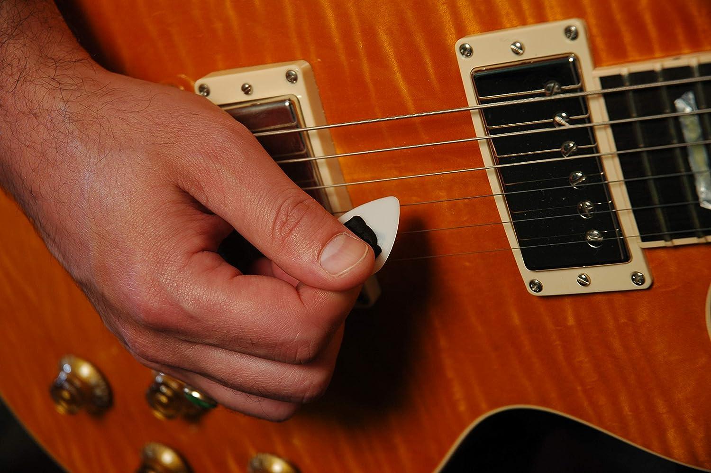 RIFF Grip - Convierte cualquier púa de guitarra en una púa ...