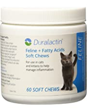 Duralactin Feline Plus Fatty Acids (60 Soft Chews)