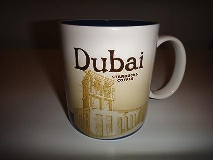 Dubai Mug Global Starbucks Icon 16oz Series mn0NOyv8w