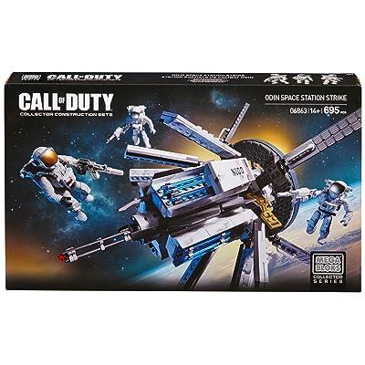 Mega Bloks Call of Duty ODIN Space Station Strike: Toys & Games [5Bkhe0401024]