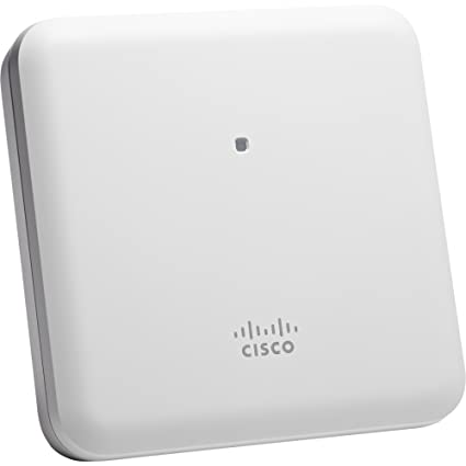 Cisco AIR-AP1852I-B-K9 802 11AC Wave 2 4x4 Internal Antenna