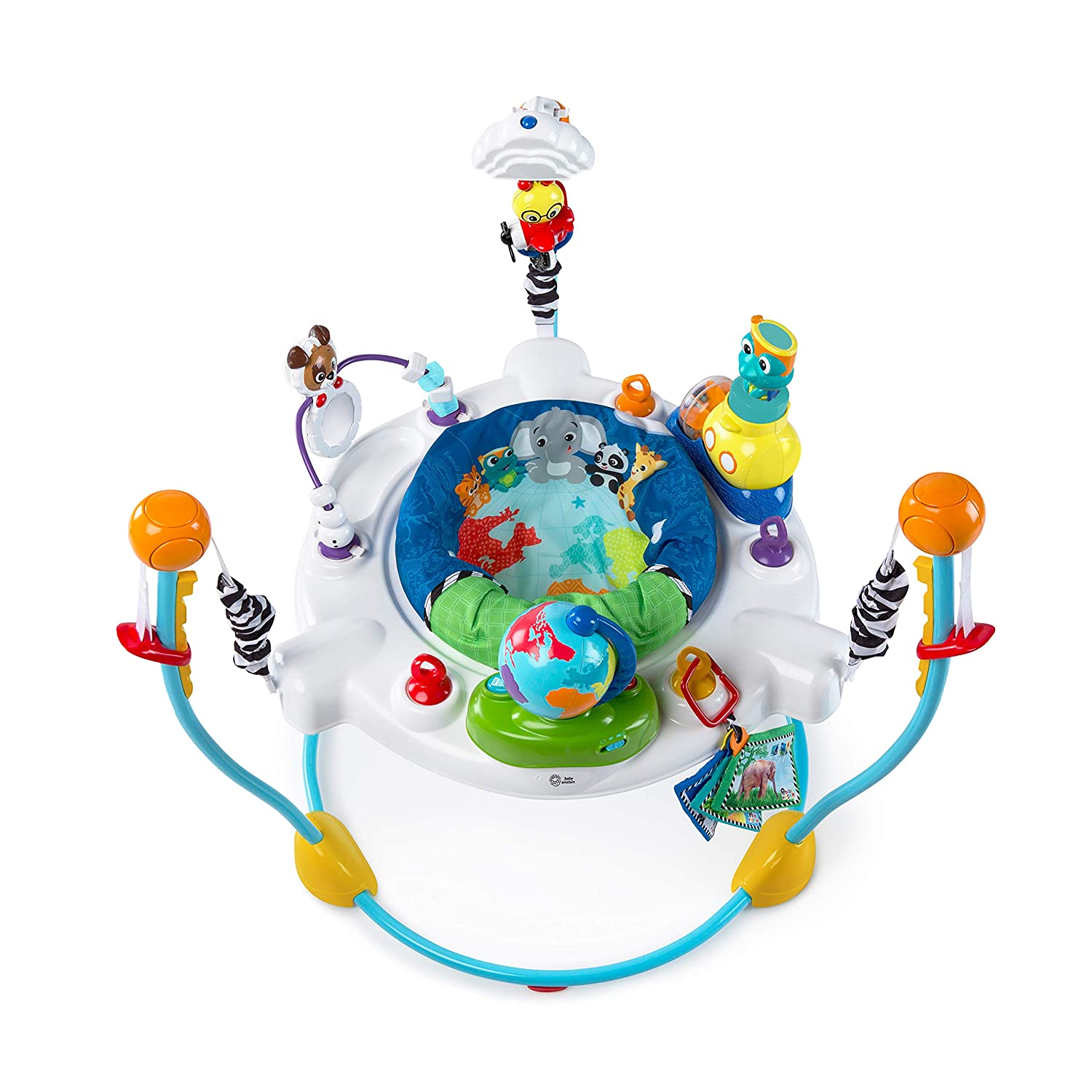 Amazon.com: Baby Einstein, Journey Of Discovery Jumper: Baby