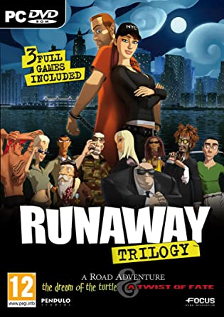 Runaway трилогия скачать торрент