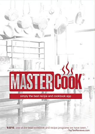 MasterCook 15 Recipe PC [Download]