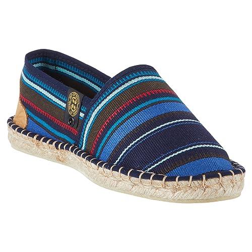 Art Of Soule | Alpargatas Planas sin Cordones - Originales y Auténticas - Fabricadas en Francia - Bohemian Missouri: Amazon.es: Zapatos y complementos