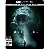 Prometheus (Steelbook) (4K UHD + Blu-ray 3D + Blu-ray) (3-Disc Box Set)