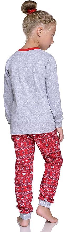 Timone Pijama Conjunto Camisetas y Pantalones Vestidos de Cama Niña 433 434: Amazon.es: Ropa y accesorios