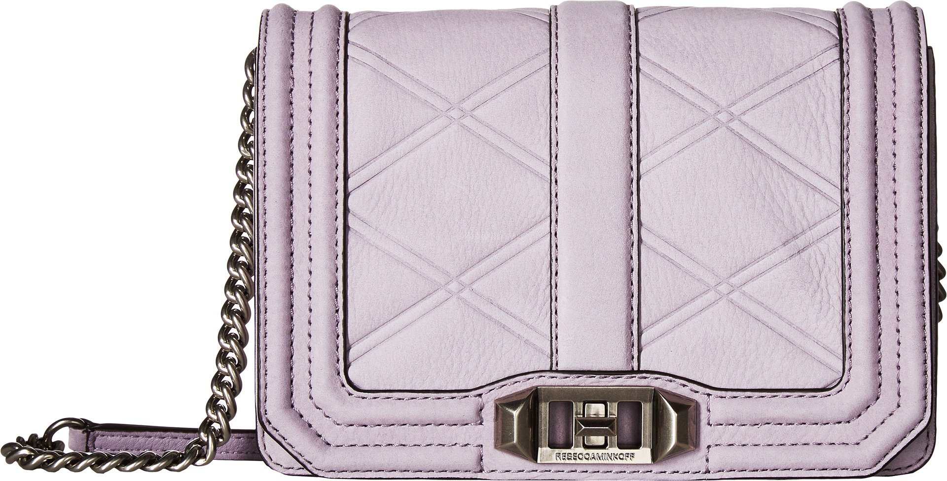 Rebecca Minkoff Women's Small Love Crossbody Violino One Size